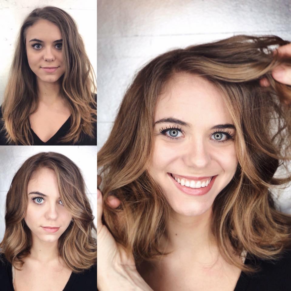 (5)before and after, lob, long bob, balayage, brown hair, highlights.jpg