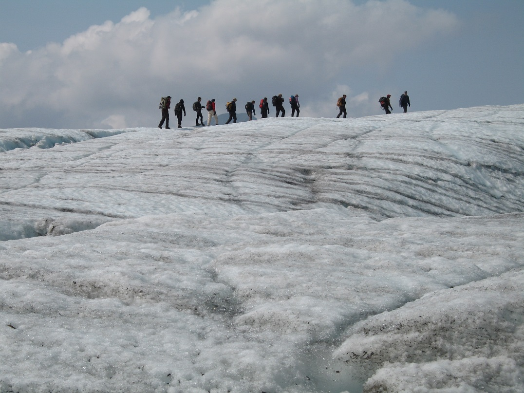 Root Glacier, Wrangell-St. Elias, Alaska