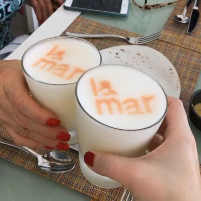 "A ""Pisco Sour"", compliments of The Mandarin Oriental Miami! #luxurytravels #eventprof"