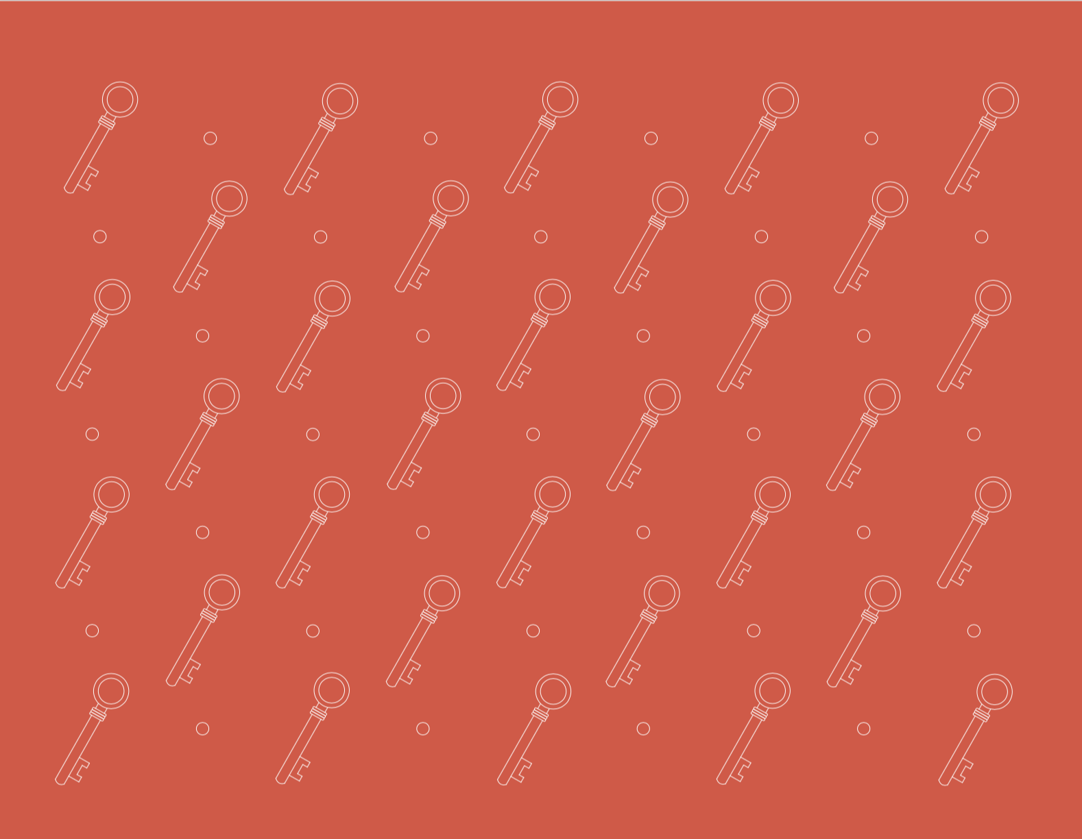 visual elements : key pattern