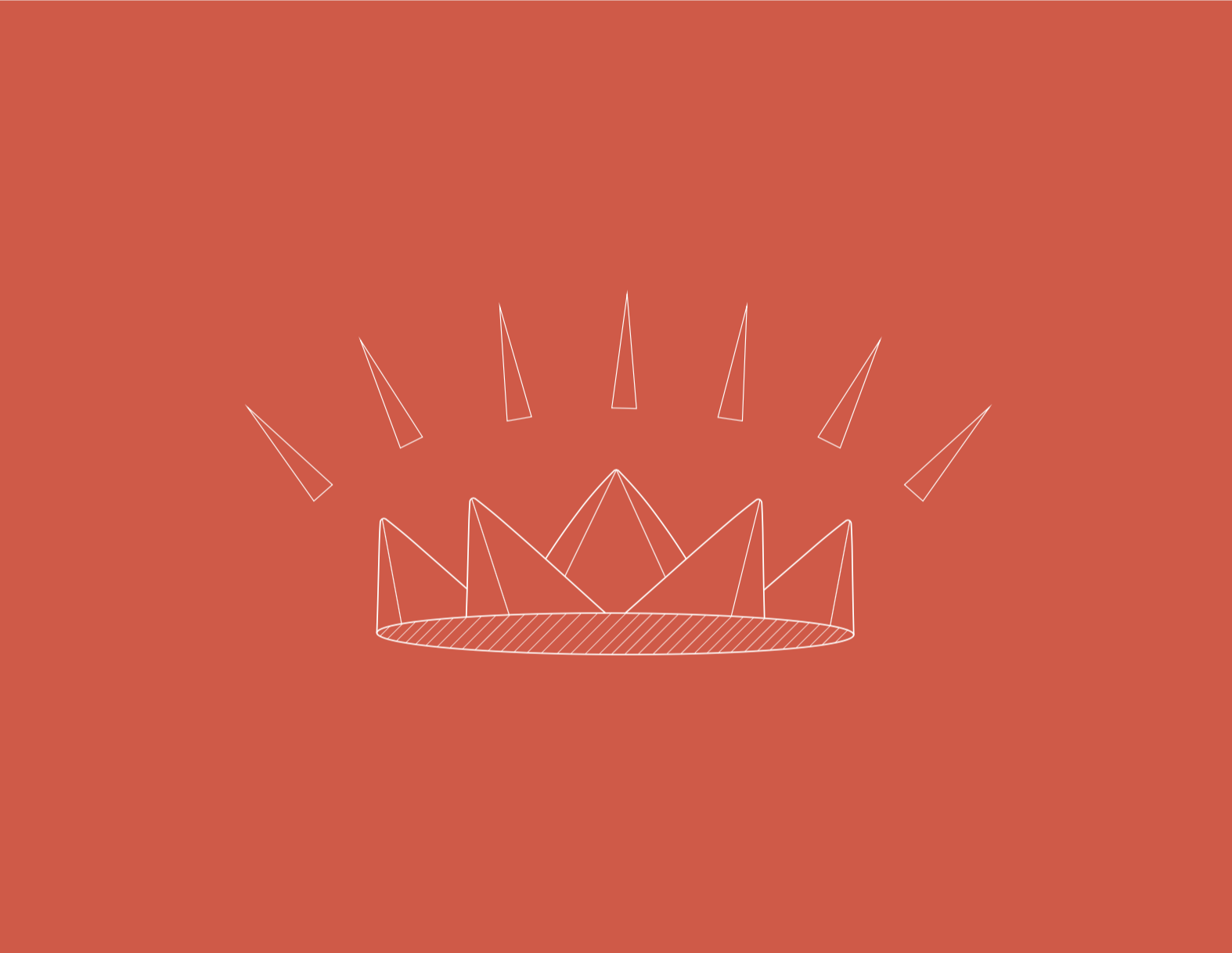 visual elements : crown icon