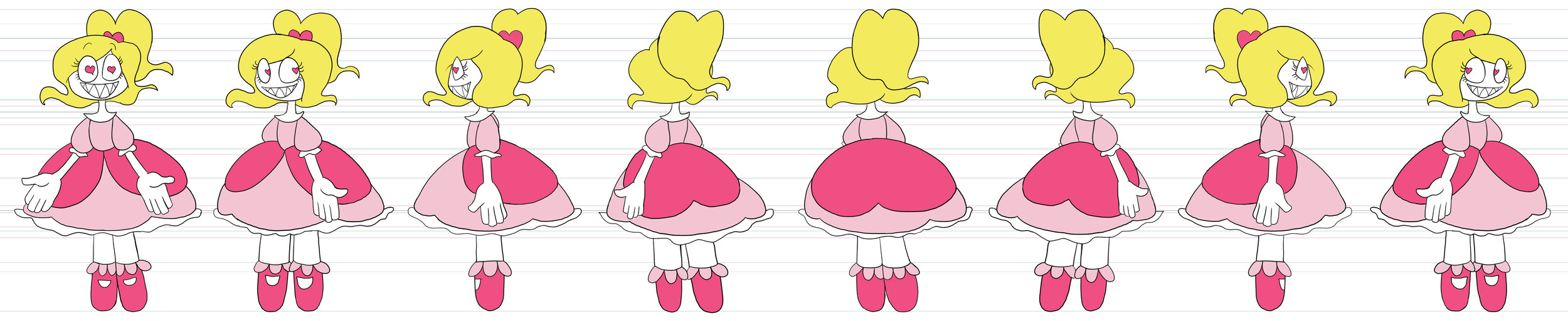SGG Fangirl Character Sheet