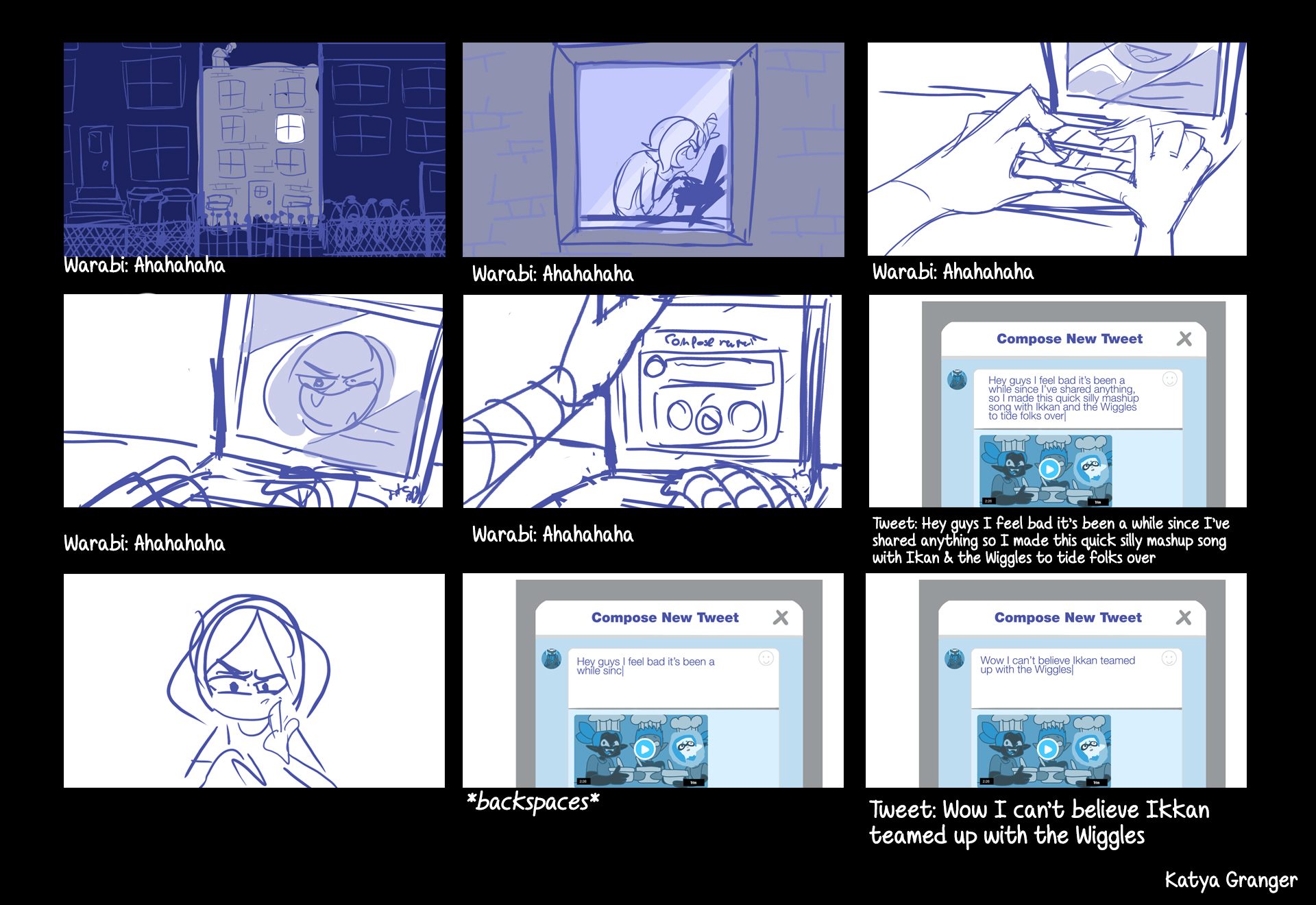 Internet Fame - Page 1
