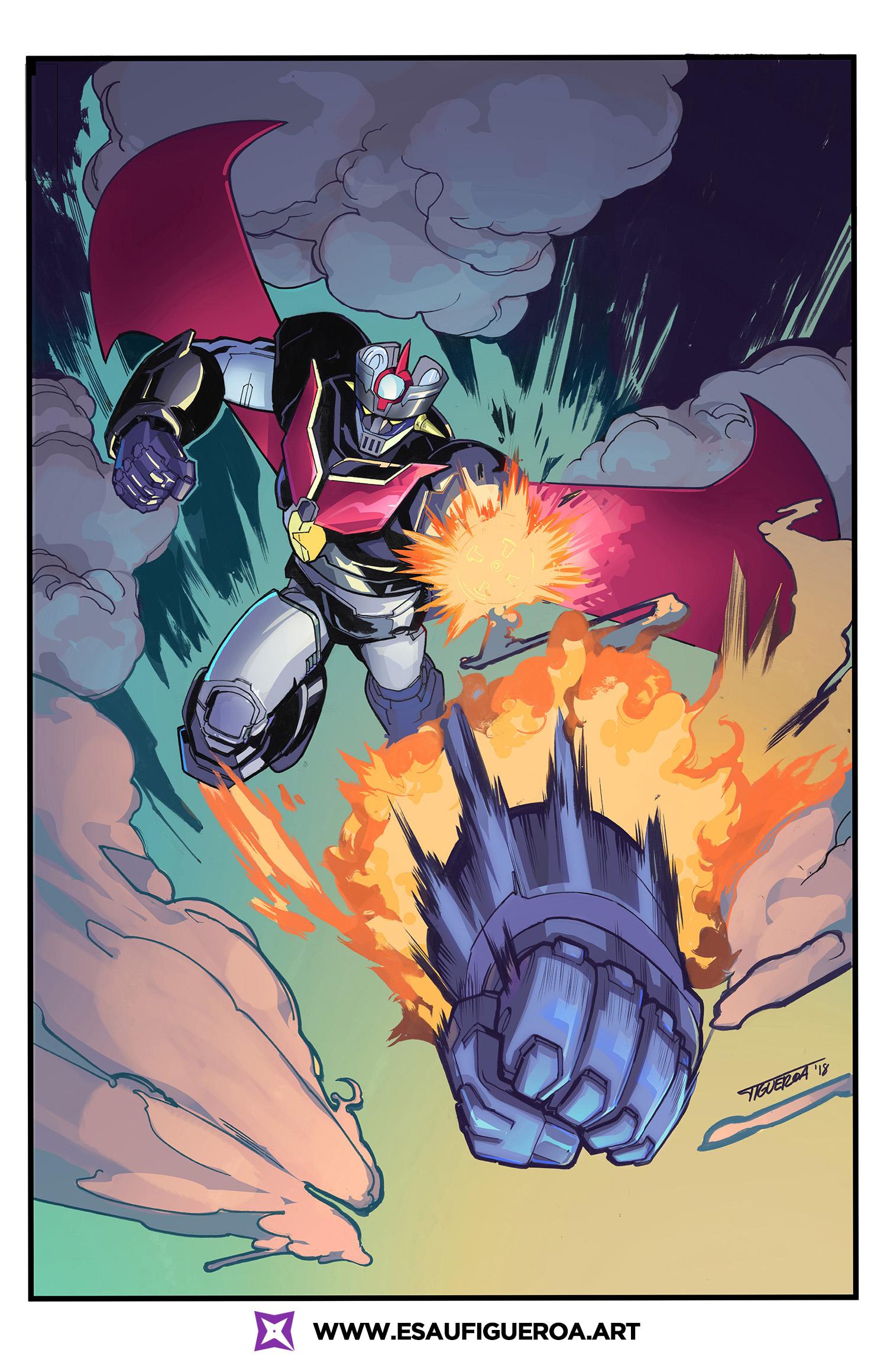 Rocket Punch!!!