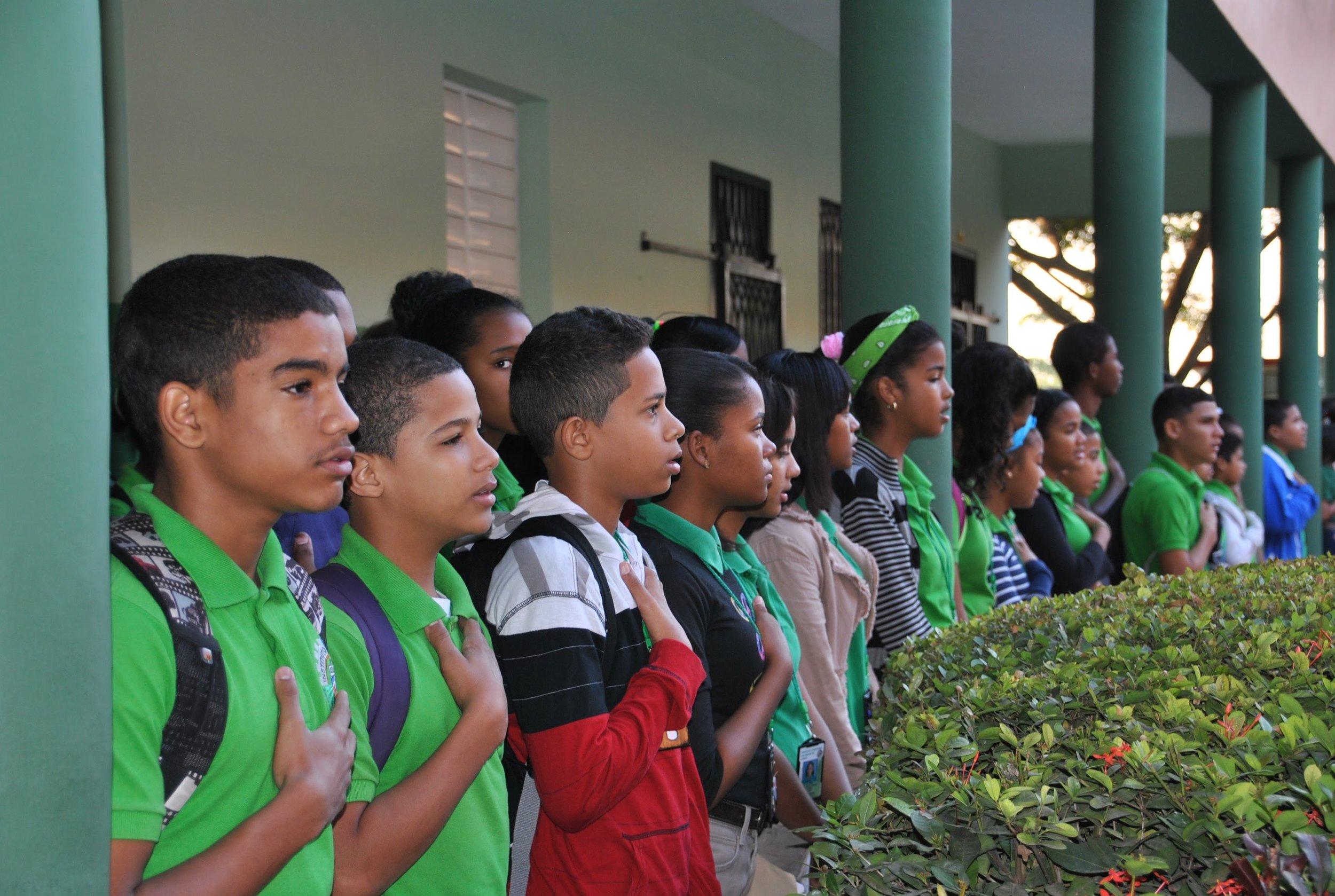 School in Dajabon