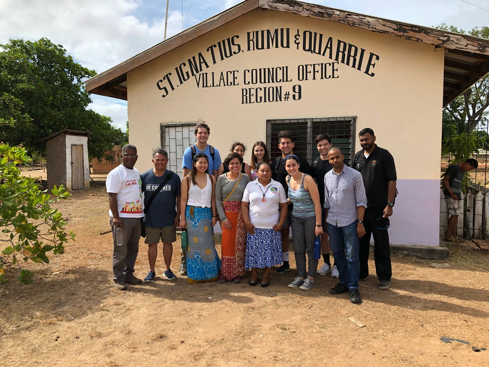 Guyana - We visit the beautiful capital of Guyana: Georgetown, then fly south to the border with Brazil, to the City of Lethem, to learn about the past, present and future of Amerindian communities.