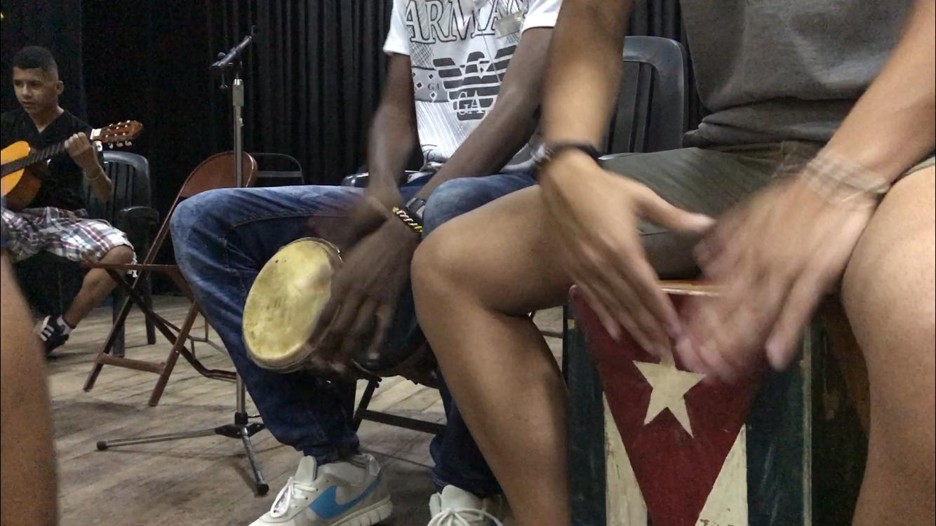 """Cuban Music Service Trip - Our first """"pure"""" service trip: spring or summer music service immersion program will give US students a meaningful intercultural experience while sharing and teaching music skills to Cuban teenagers."""