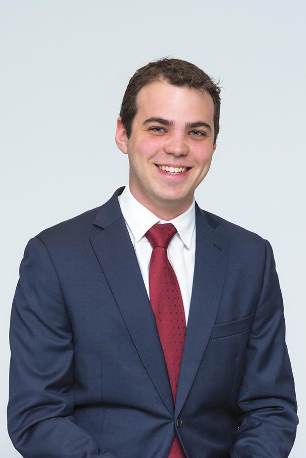 Deputy Lord Mayor Declan Clausen