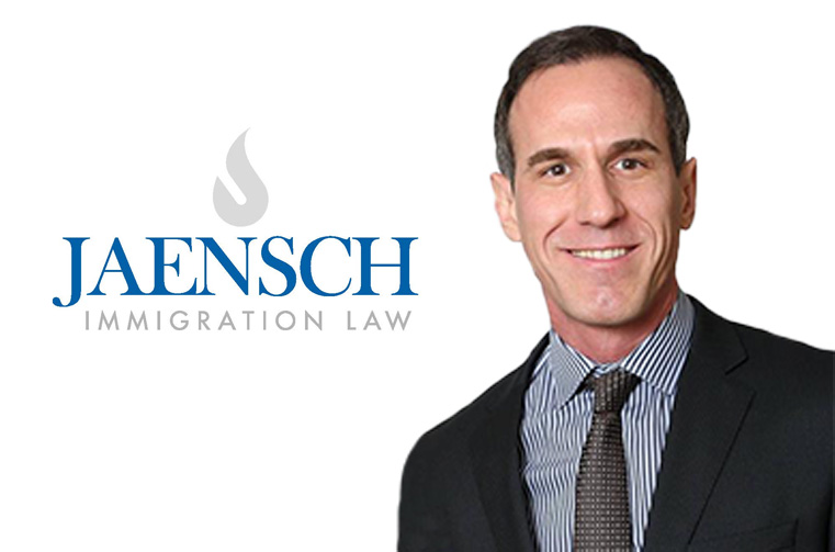 UK To Florida Immigration Attorney Christopher Jaensch