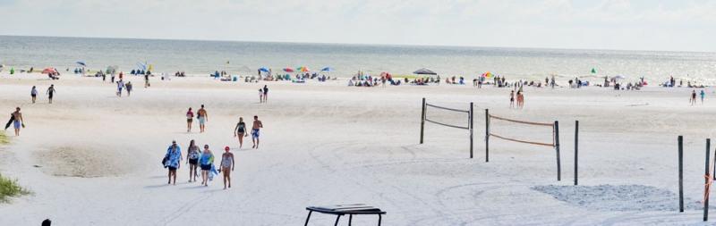 Siesta Beach, Sarasota Florida
