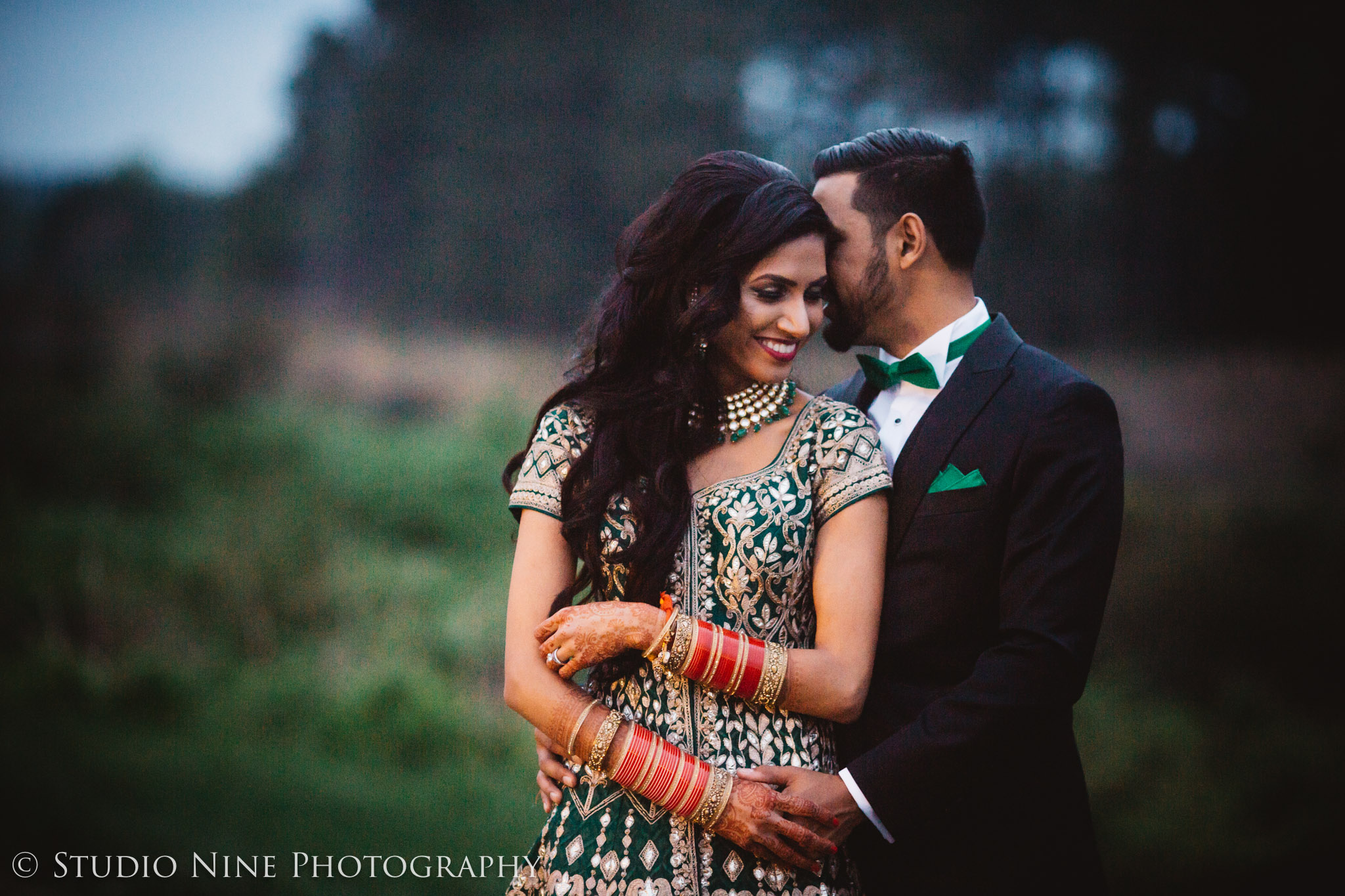North Carolina Indian Wedding | Priya + Abhi - STUDIO 9 PHOTO + VIDEO