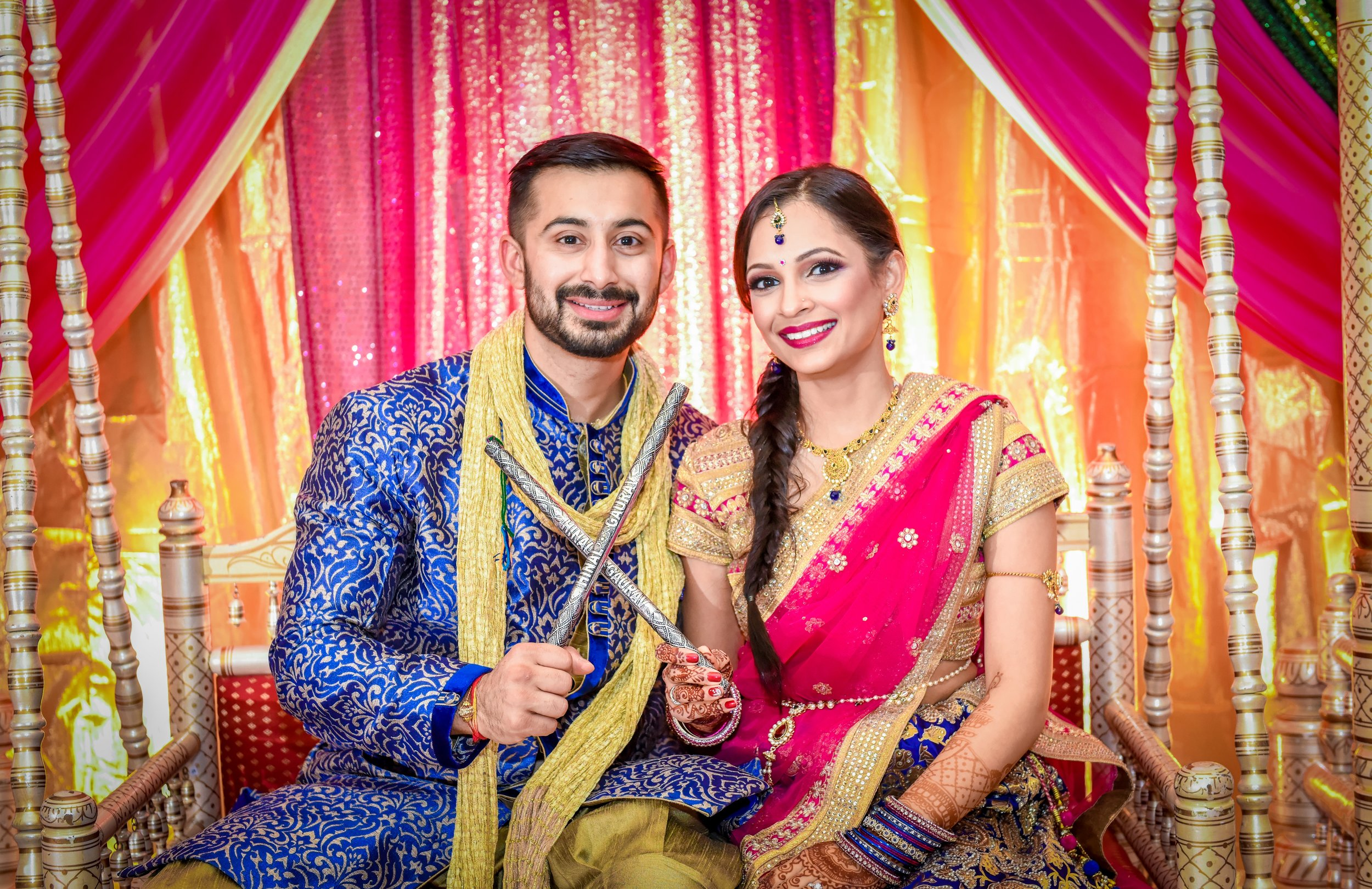 Boston Indian Wedding | Video - MUSKAAN