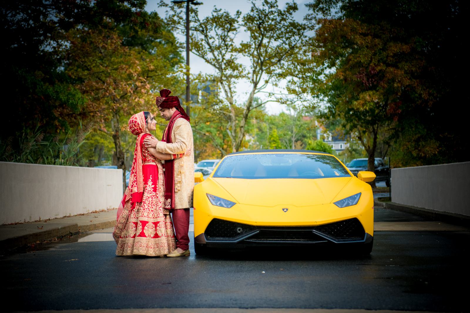 Boston Indian Wedding | Neha + Kashyap Video - MUSKAAN PHOTO + VIDEO