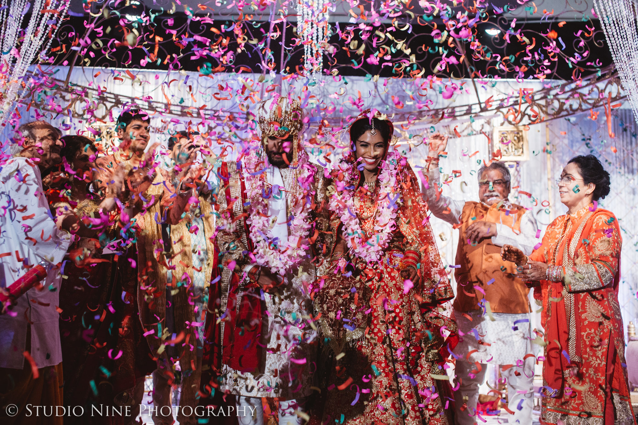 North Carolina Indian Wedding | Priya + Abhi Video - STUDIO 9 PHOTO + VIDEO