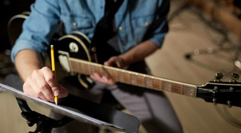 More Than Just Guitar Lessons -