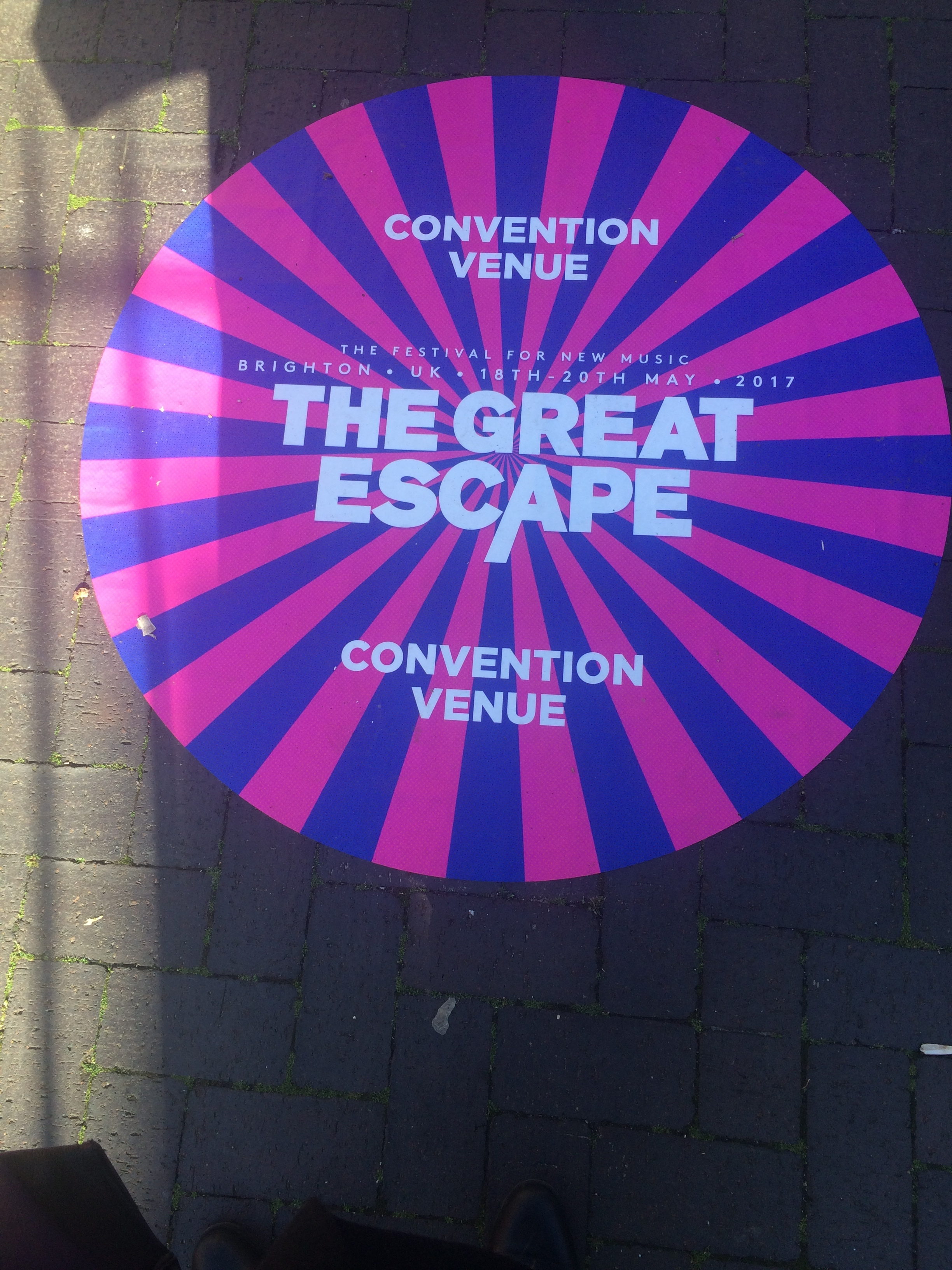 THE GREAT ESCAPE FESTIVAL PARTNERSHIP  | EVENT PRODUCER
