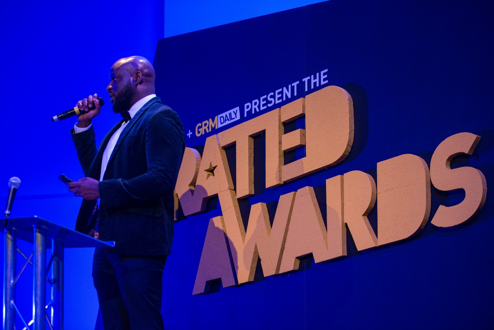 RATED AWARDS  | PRODUCTION MANAGER