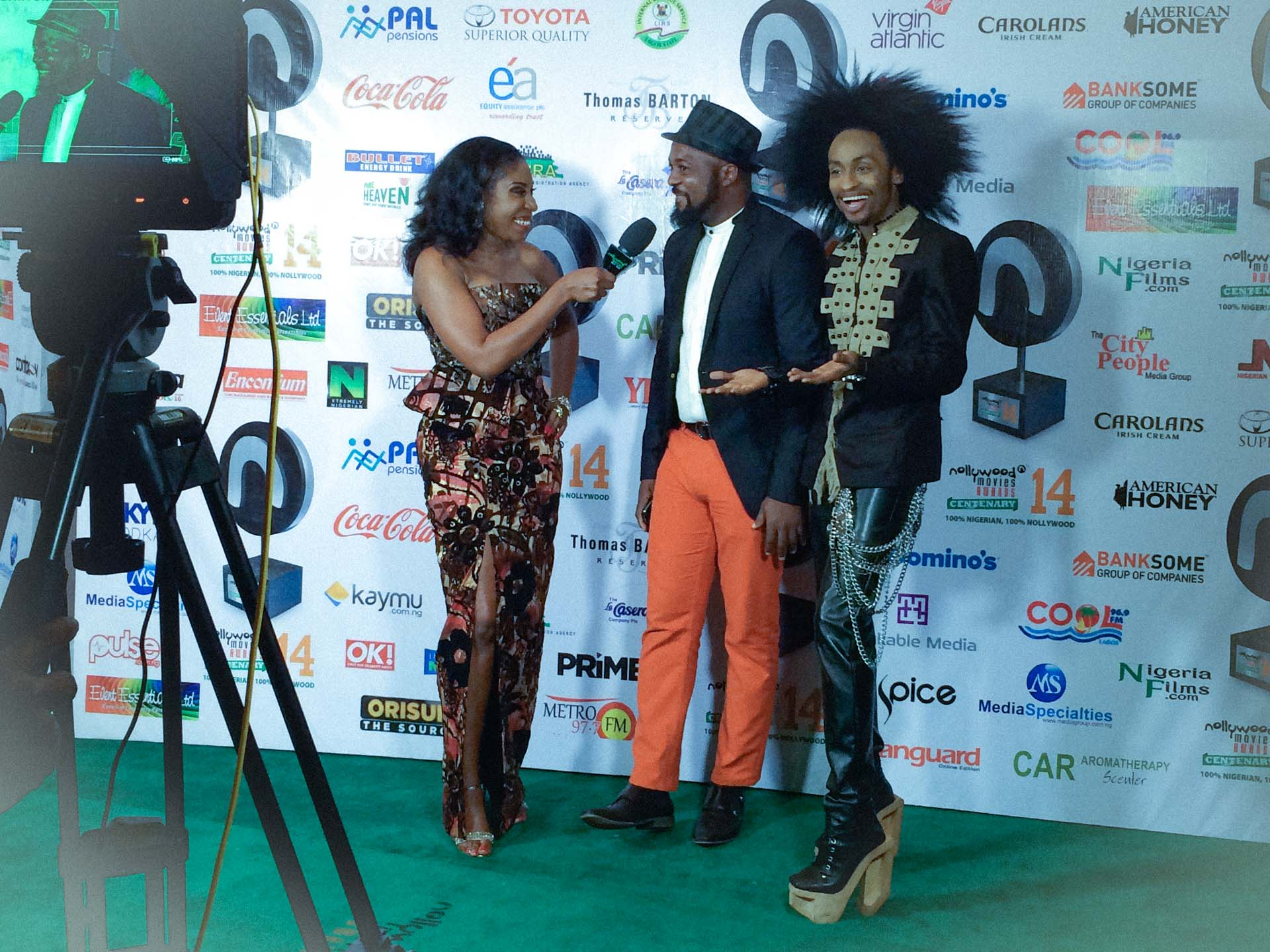 NOLLYWOOD MOVIE AWARDS  | TV PRODUCTION AND PROJECT MANAGER