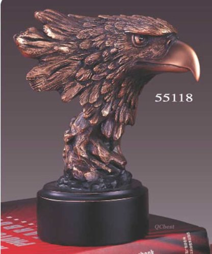 Eagle Head Statue Sculpture BullMarketGifts