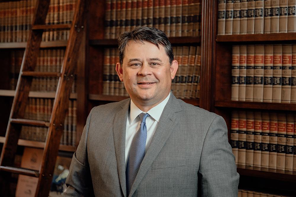 J. SHAWN SPENCER