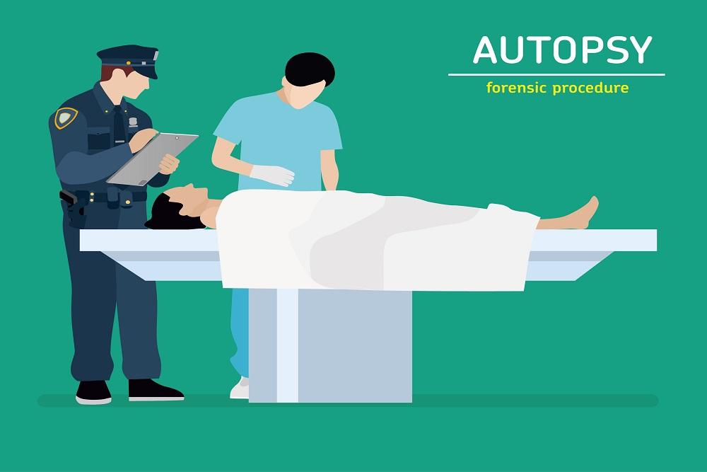 autopsy effect
