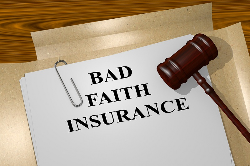 Bad Faith Insurance