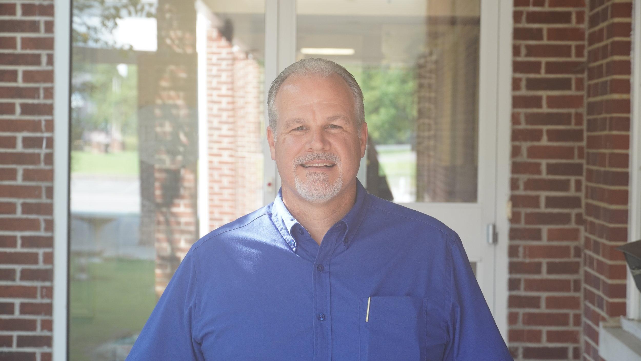Trey Stevens    Facilites Director