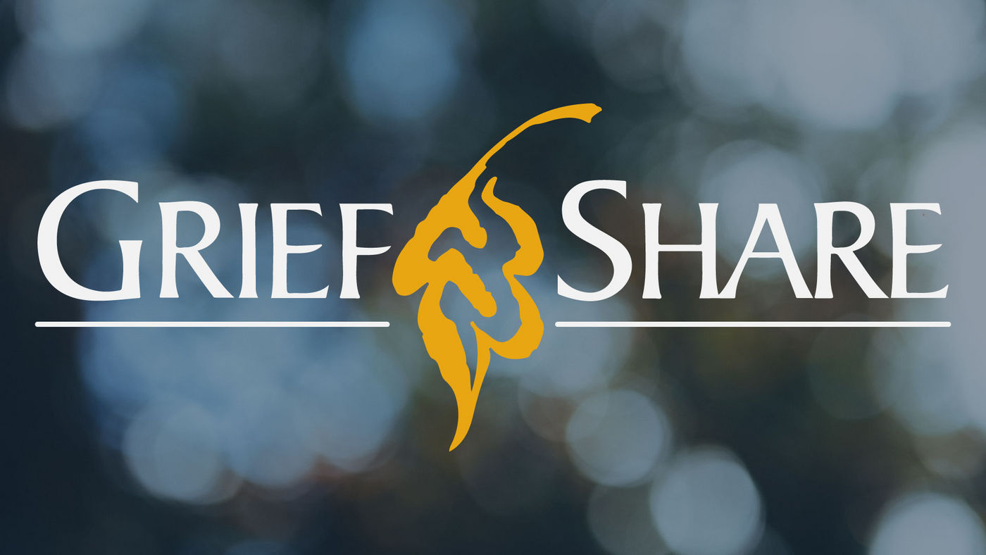 Grief Share - Click for More Information
