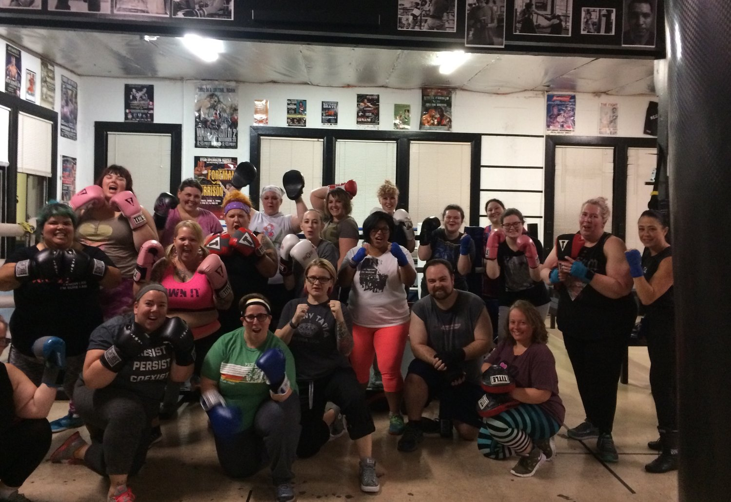 McConnell's Boxing Academy - In 2012, Molly