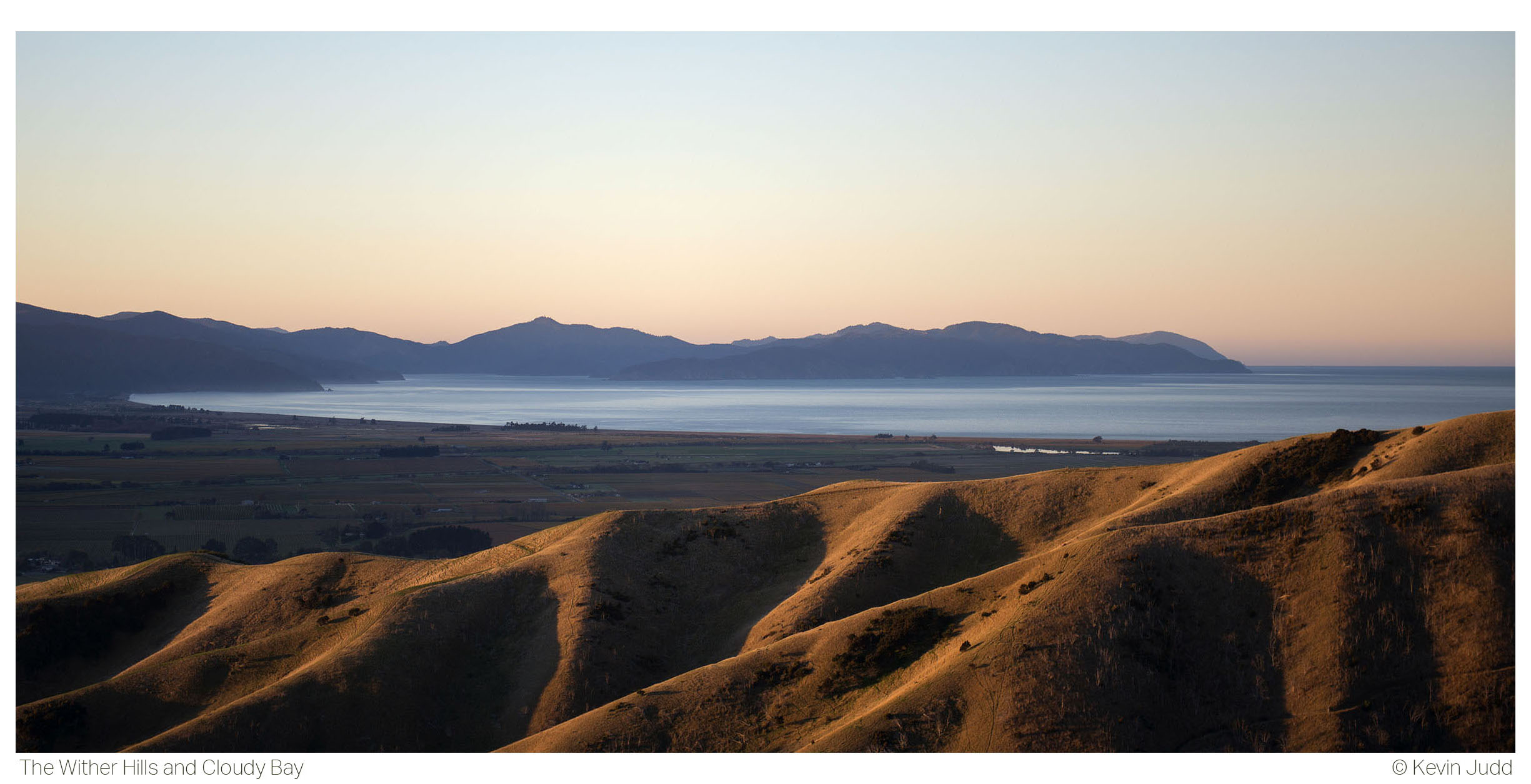 The wither hills - MARLBOROUGH