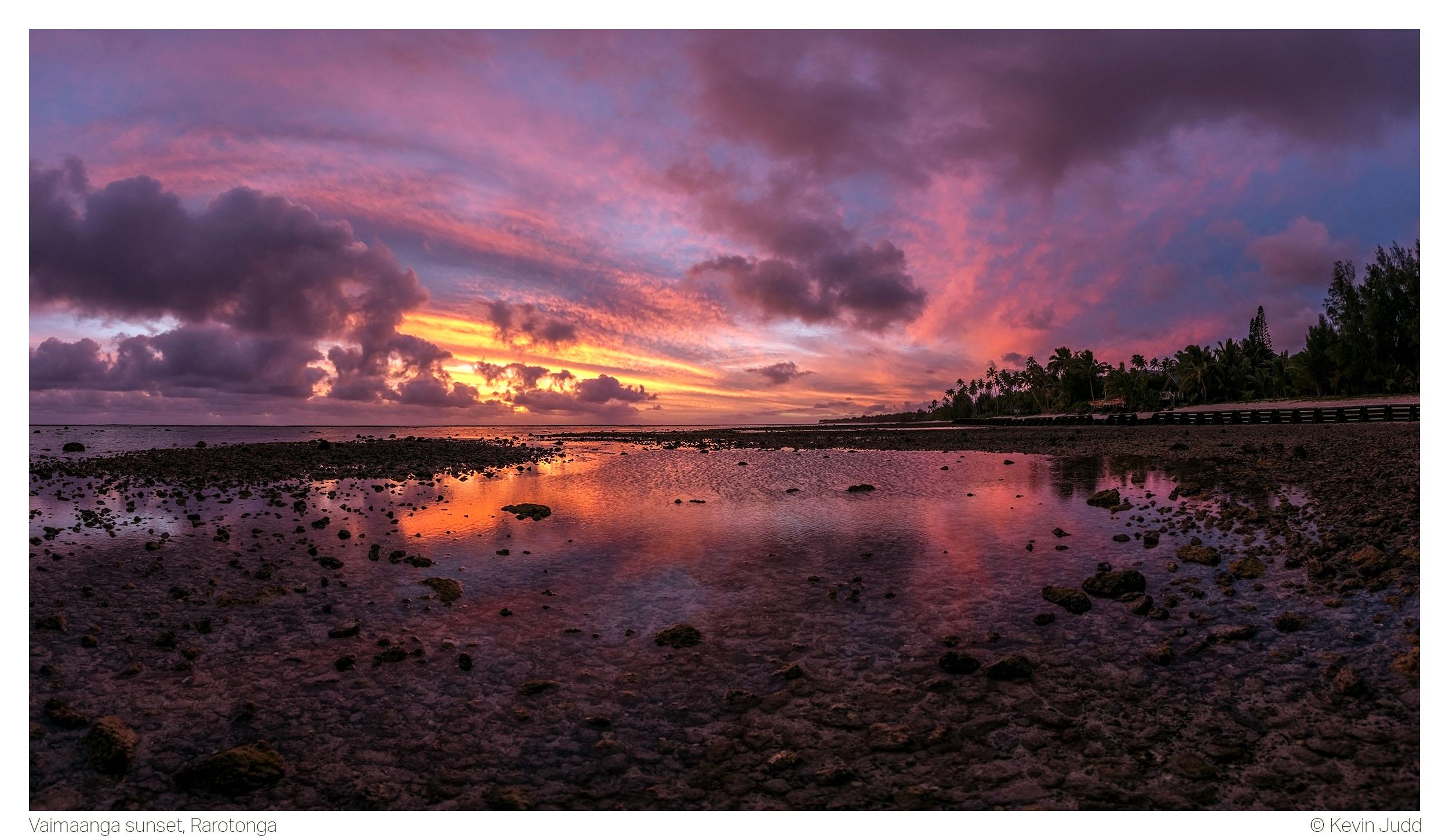 Vaimaanga sunset - Rarotonga.jpg