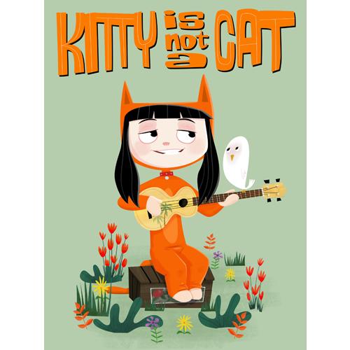 Kitty Is Not A Cat | 52 x 12 mins