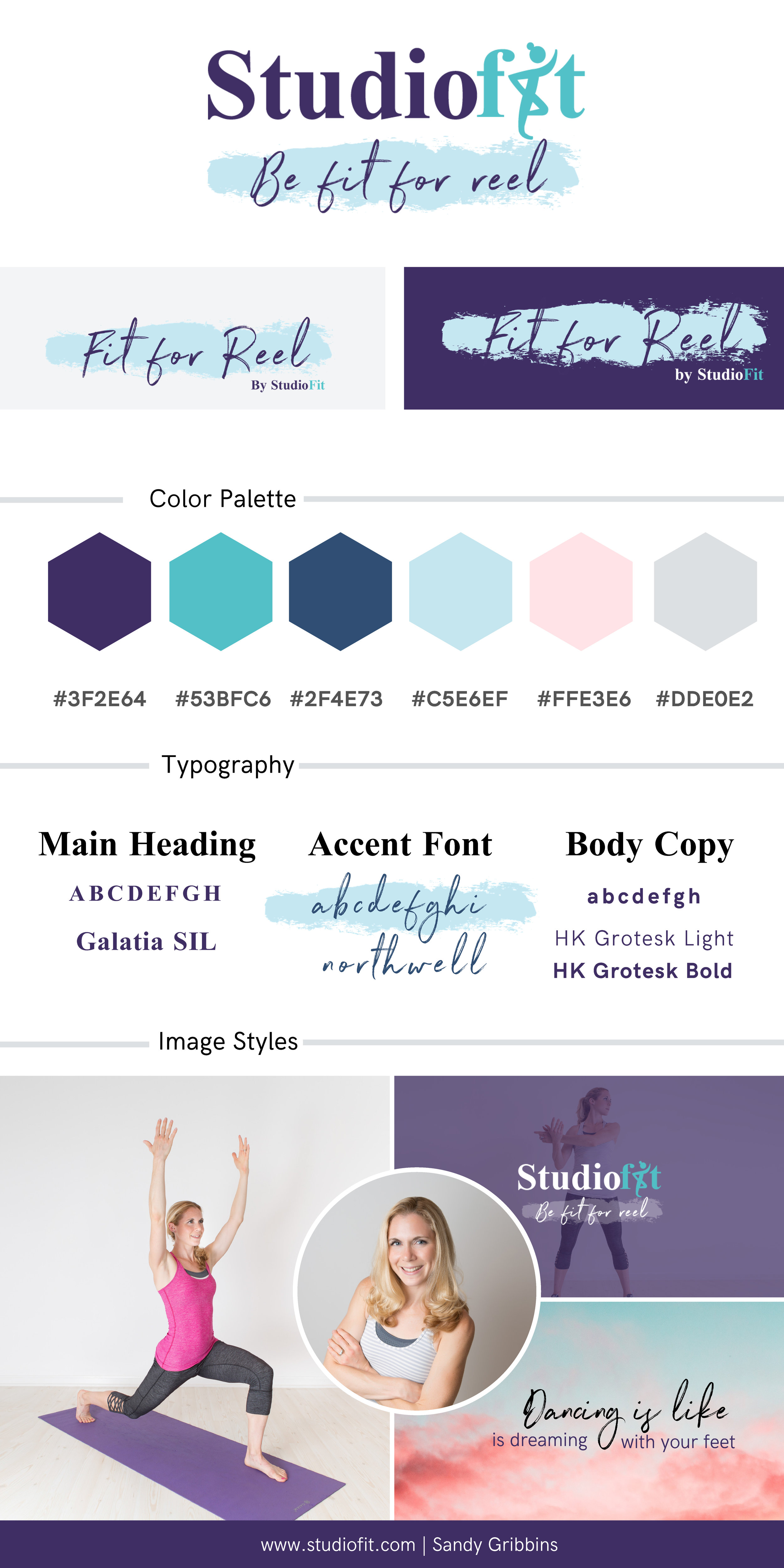 One-page Style Guide
