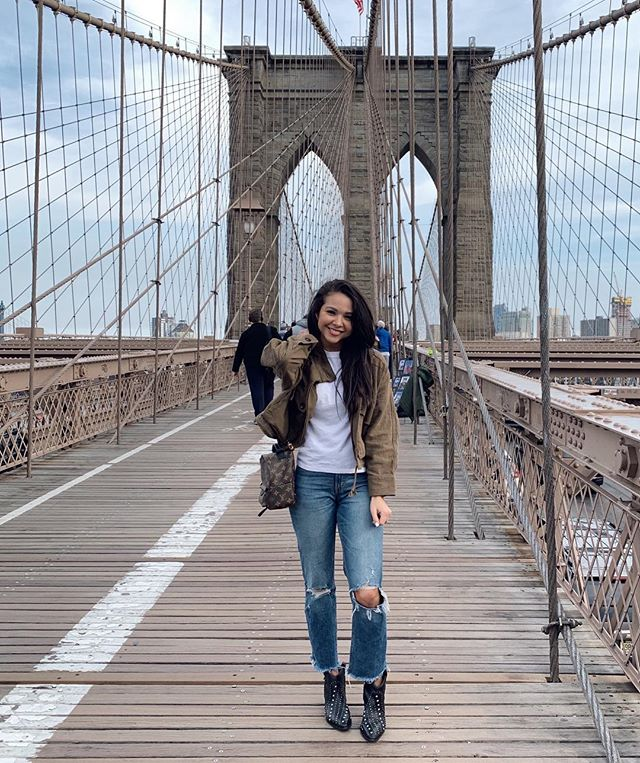 hello Brooklyn 👋🏼 #nyc