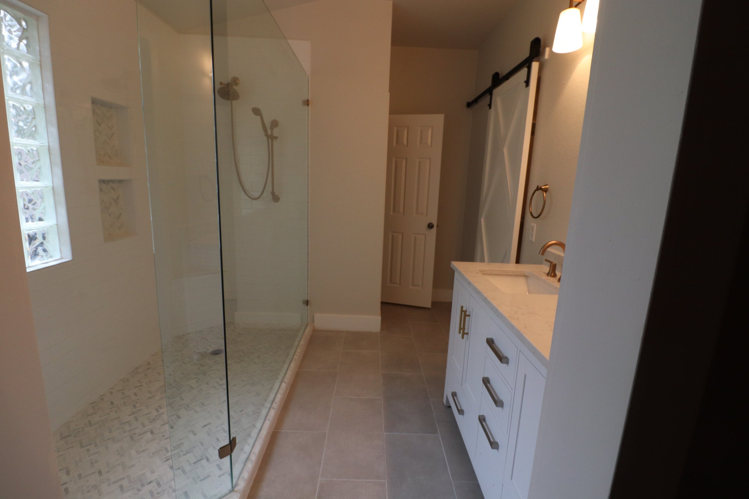 Click to see more - Bathroom Remodels