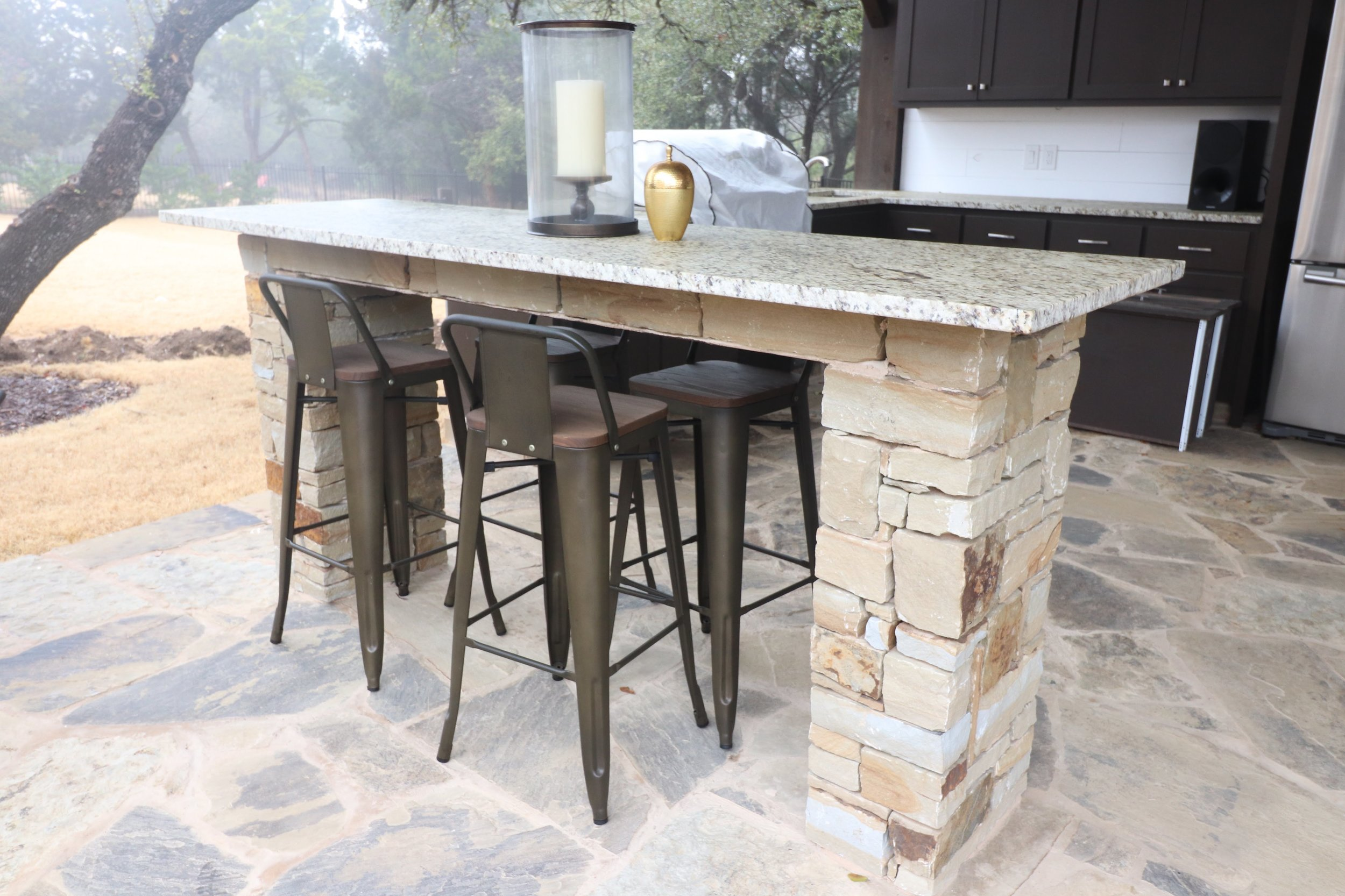 Click to see more - Outdoor Kitchens