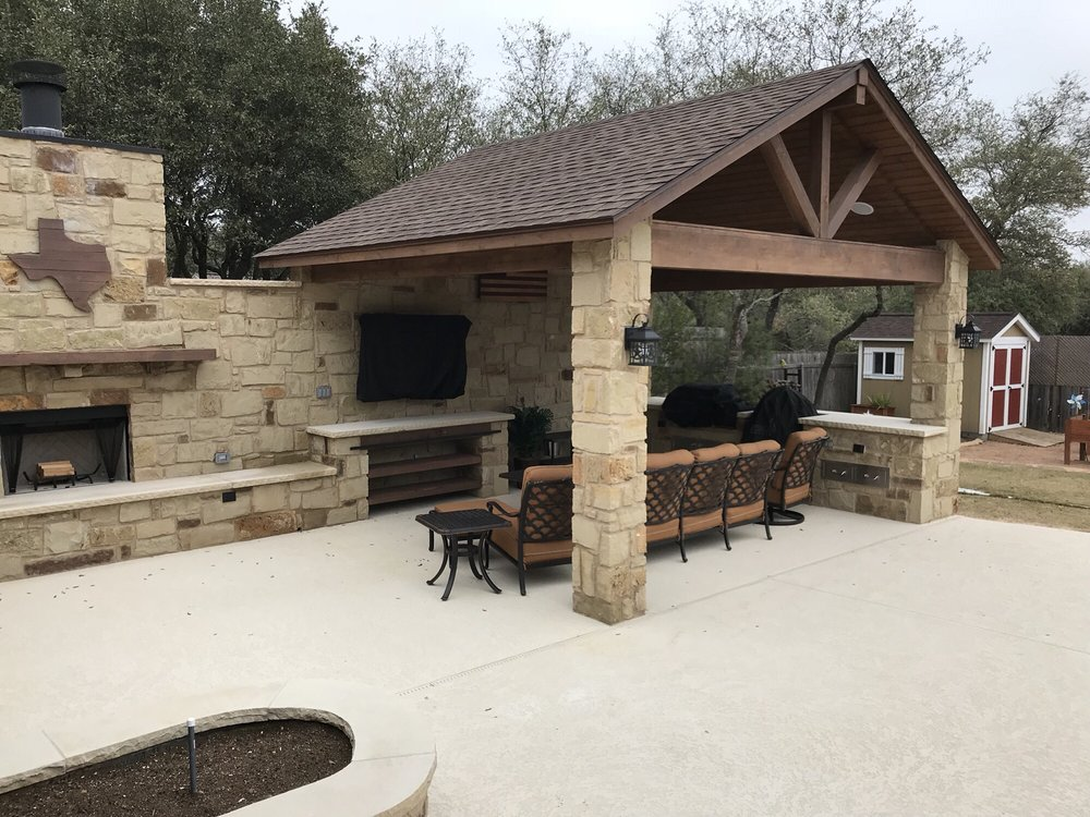 Click to see more - Outdoor living