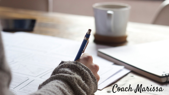 fall journal prompts to inspire you to get writing from coach marissa