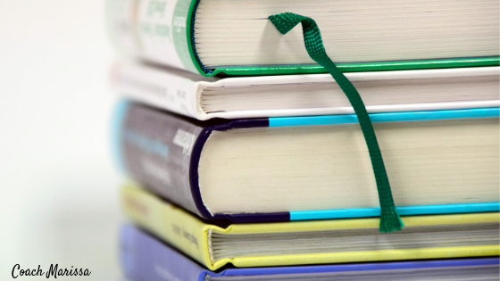 From Life Design Coach Marissa Jacobs - 5 Powerful Coaching Books To Read Today