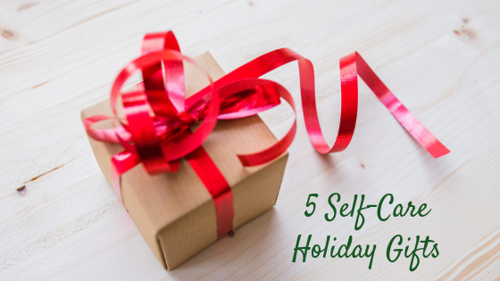 5 self-care holiday gifts for any person on your christmas shopping list
