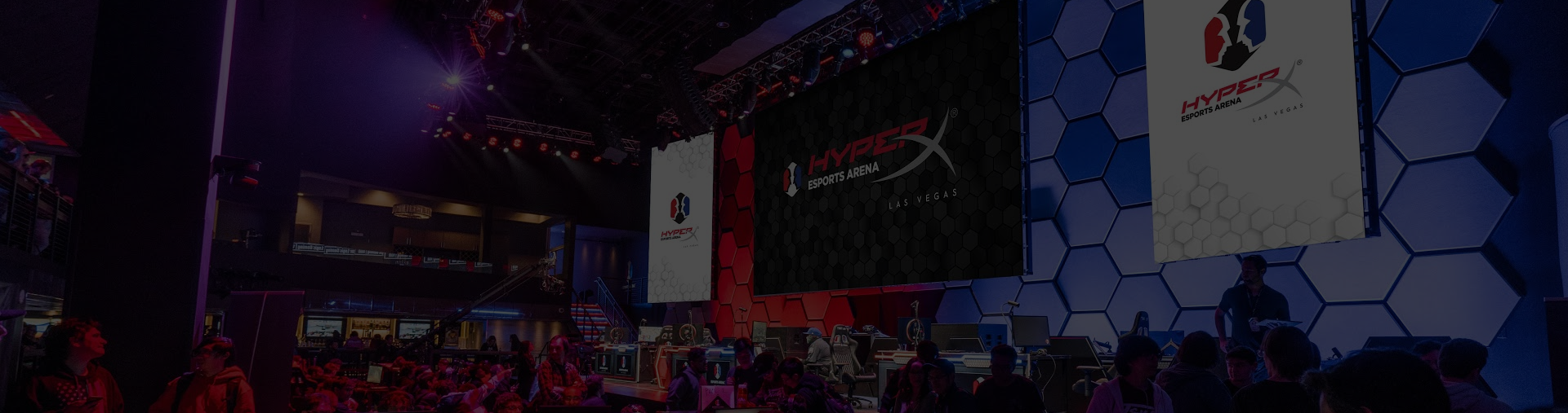 a true partnership is a two-way street - The best and most productive relationships are synergistic and goal-oriented, and a long-term relationship has the value add of deep-rooted industry and company knowledge and relationships. - hyperx esports arena experiences