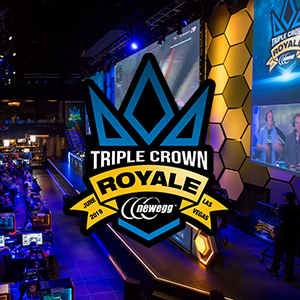 Triple Crown Royale: Newegg