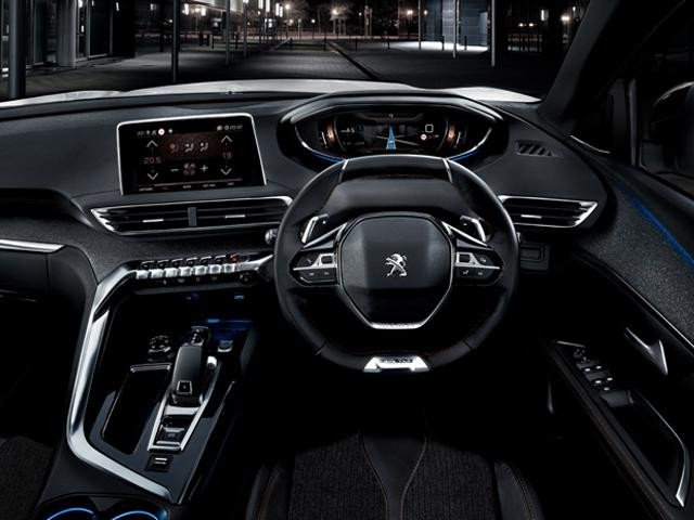 i-Cockpit® and its high-tech environment