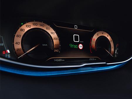 "12.3"" head-up digital instrument panel"