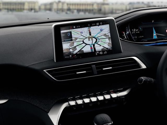 connected 3D navigation