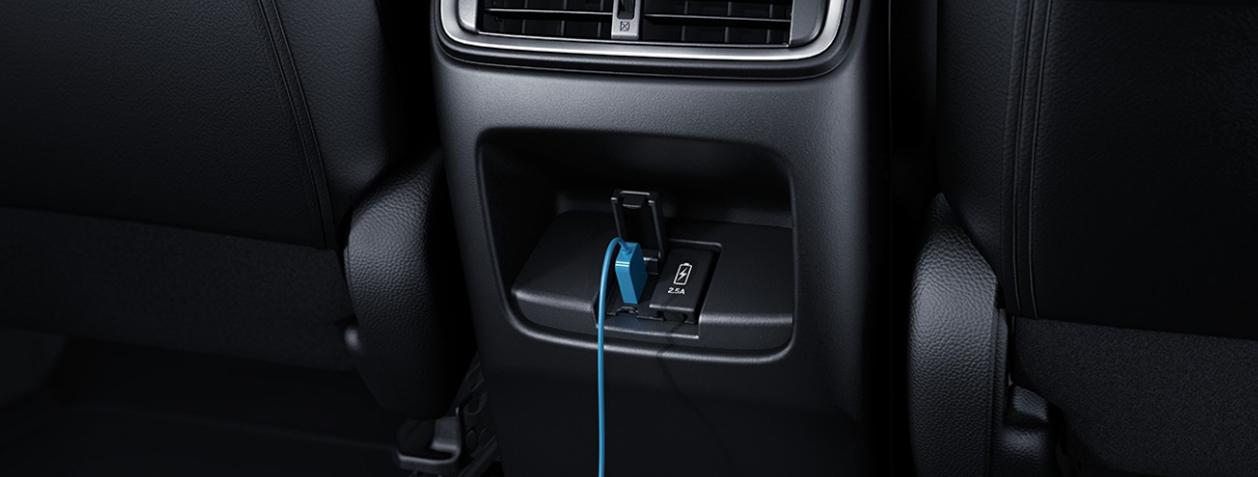 USB Connectivity