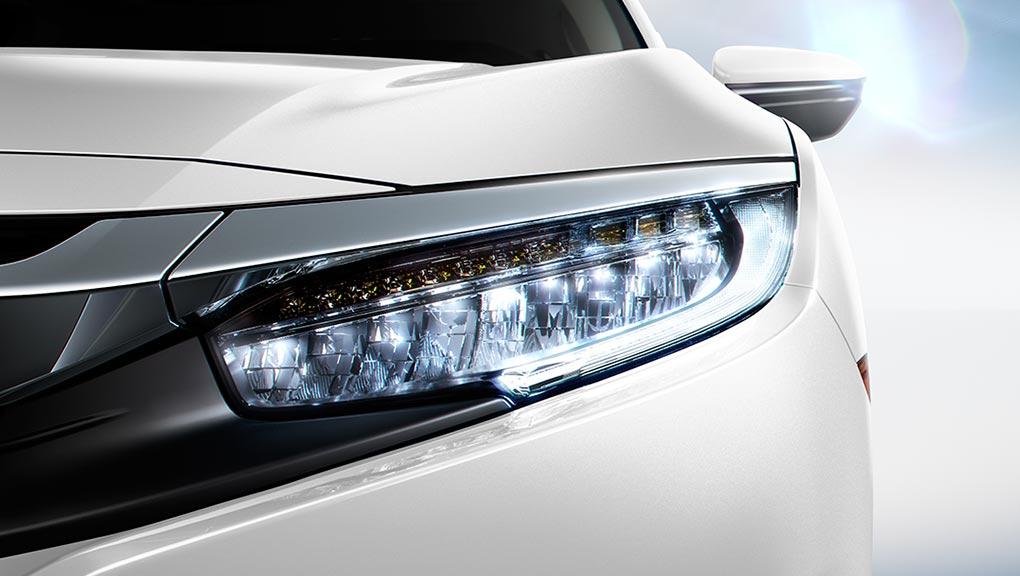 Standard LED daytime running lights