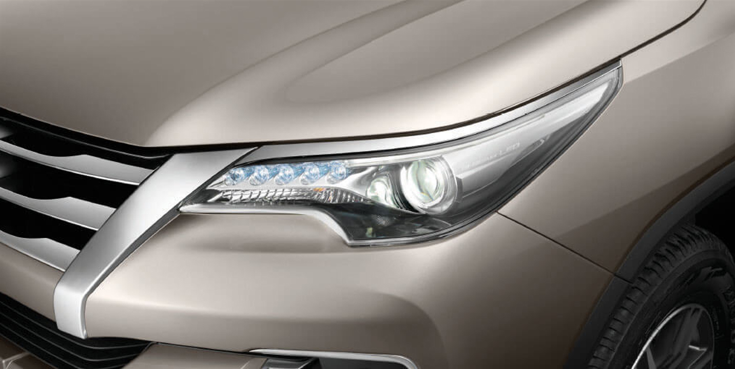 Sharp Bi-Beam LED Headlamps