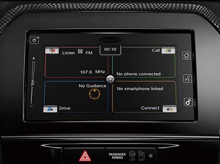Smartphone Linkage Display Audio