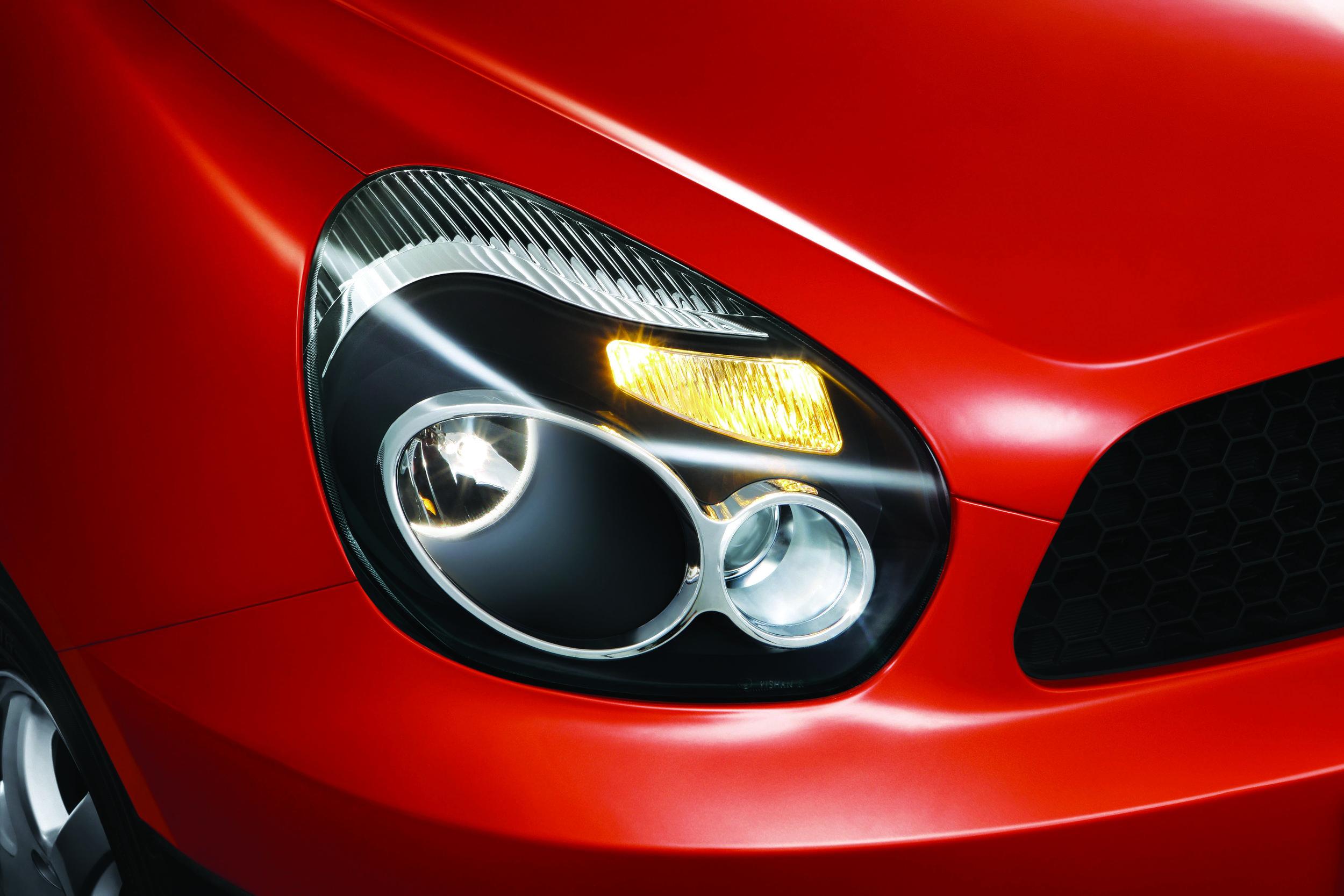 Hi-quality Headlights